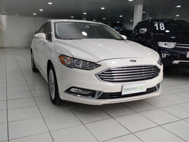 Ford Fusion SE Flex 2018