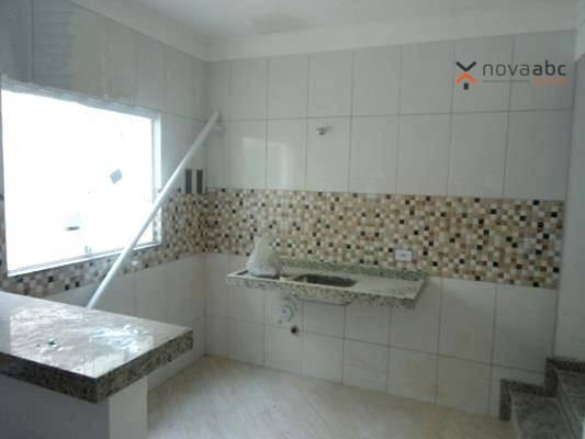 Cobertura com 2 dormitórios para alugar, 48 m² por R$ 1.400/mês - Parque Novo Oratório - S - Foto 6
