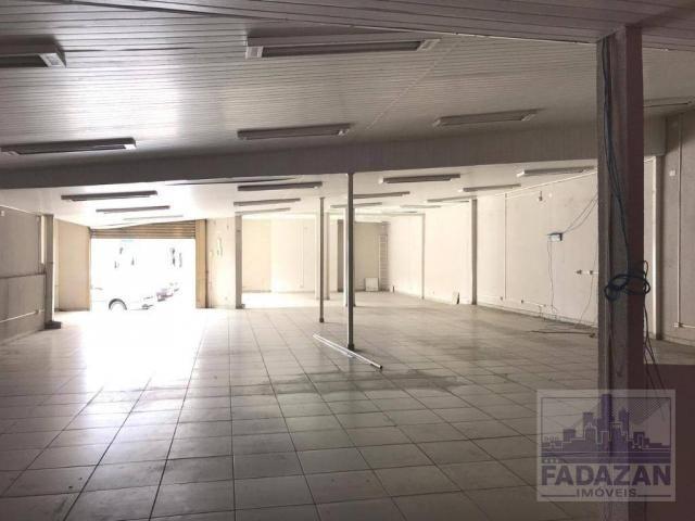 Loja para alugar, 290 m² por r$ 2.500,00/mês - pinheirinho - curitiba/pr - Foto 7