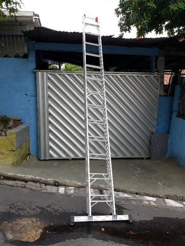 Escada de Alumínio 13 degraus - Foto 3