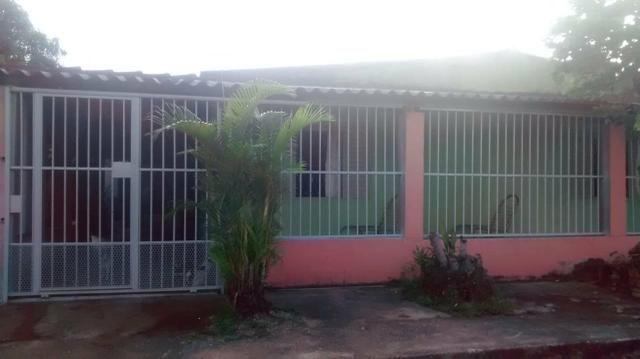 Vendo ótima casa em trajanópolis Goiás