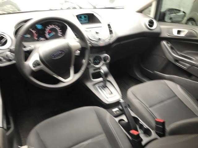 New Fiesta 1.6 Automático SEL 2017 Com Apenas 10.000 km Impecável só R$52.900,00 - Foto 5