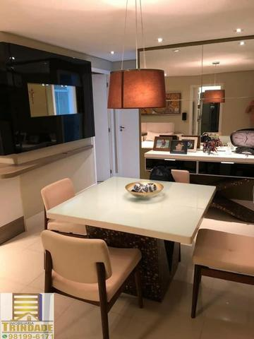 Apartamento Na Ponta Do Farol _ Vista Mar - 2 Quartos _ Moveis Projetado