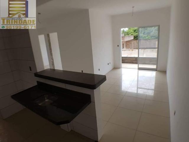 T- Apartamento Na Cohama_Obra Avançada_3 Quartos - 2 vagas - Foto 2