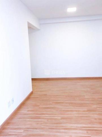 Apartamento com 2 dormitórios para alugar, 71 m² por r$ 2.200/mês - vila assunção - santo  - Foto 13