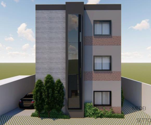 Apartamento 02 quartos para venda,Aventureiro, Joinville SC - Foto 2
