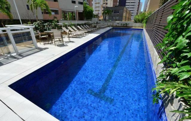 (HN) TR 20905 - Preço de Oportunidade !!! Apartamento novo com 2 quartos no Meireles - Foto 9
