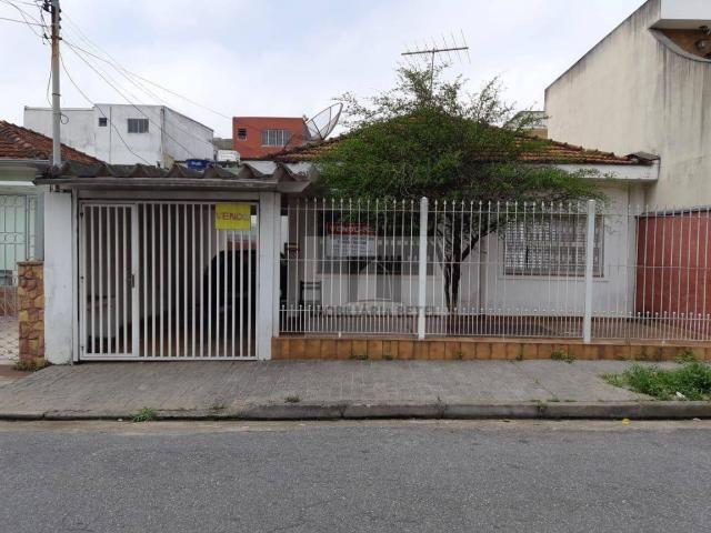Terreno à venda, 310 m² - jardim ocara - santo andré/sp