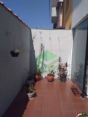 Sobrado com 3 dormitórios à venda, 156 m² por R$ 540.000 - Vila Claraval - São Bernardo do - Foto 4