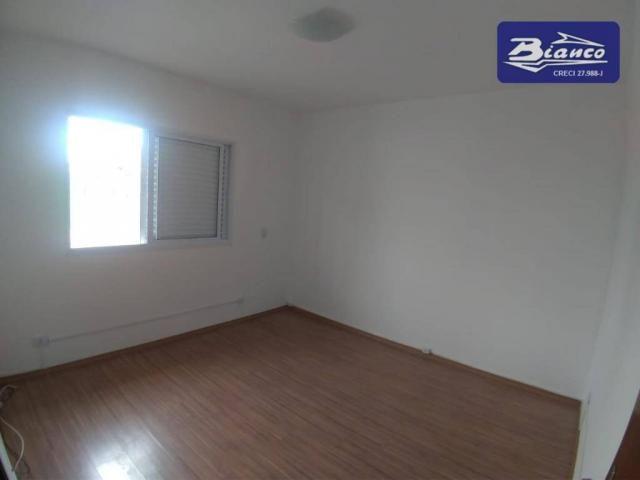Apartamento com 2 dormitórios para alugar, 65 m² por r$ 1.100/mês - jardim santa mena - gu - Foto 7