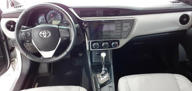 Toyota Corolla GLi Upper - Completo e Super Econômico - Foto 7