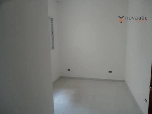 Cobertura com 2 dormitórios para alugar, 48 m² por R$ 1.400/mês - Parque Novo Oratório - S - Foto 12