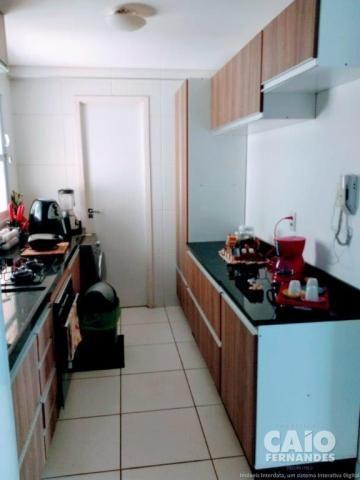 Apartamento à venda com 3 dormitórios em Nova parnamirim, Parnamirim cod:APV 29024 - Foto 4