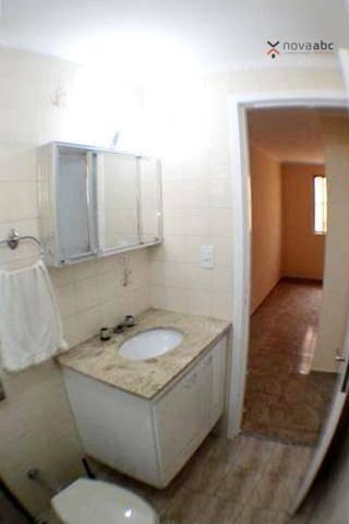 Apartamento com 2 dormitórios para alugar, 50 m² por R$ 1.020/mês - Vila Camilópolis - San - Foto 17
