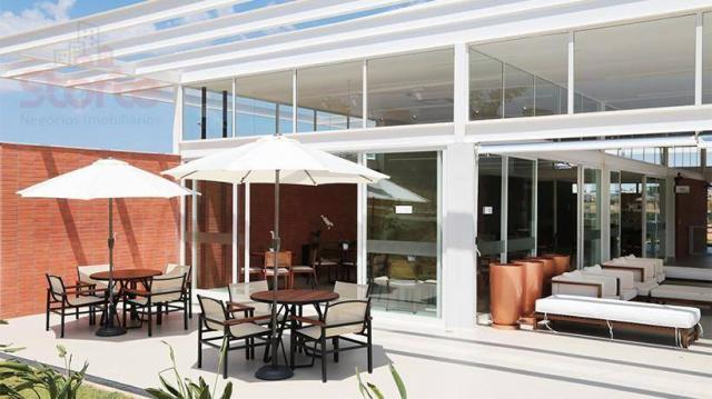 Terreno à venda, 483 m² por r$ 300.000,00 - granja marileusa - alphaville 1 - uberlândia/m - Foto 4