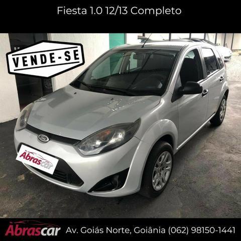 Fiesta Hatch 1.0 Completo - 12/13