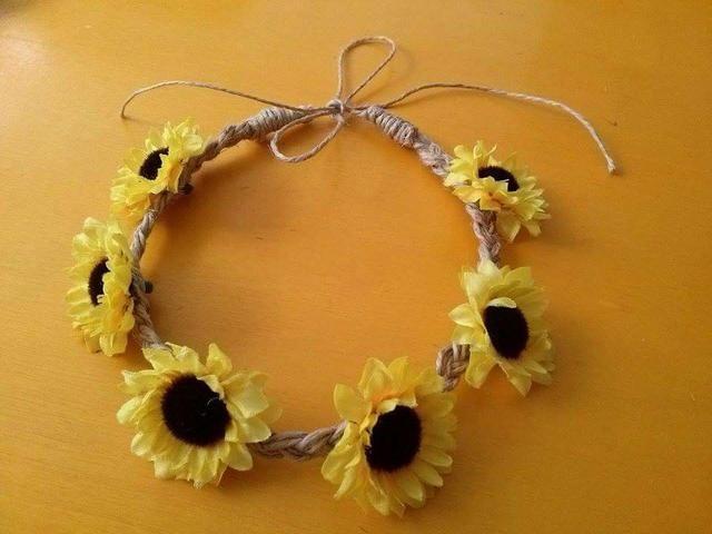 Tiara de Flores Exclusiva - Foto 6