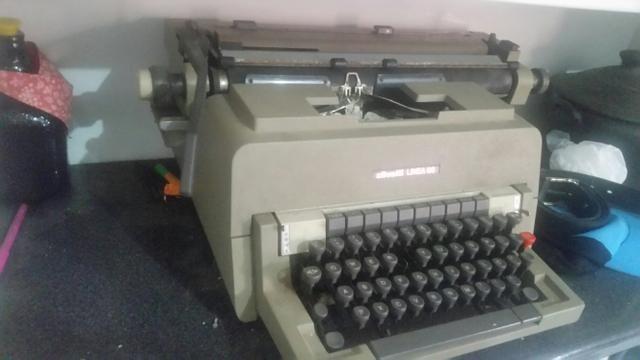 Máquina Olivertti zap * - Foto 3