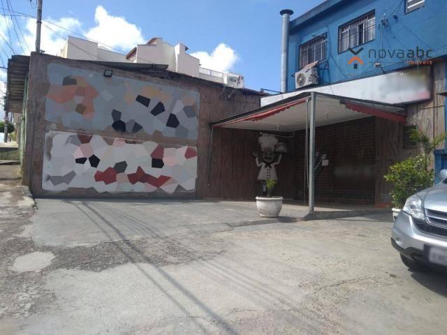 Loja para alugar, 75 m² por R$ 1.800,00/mês - Vila Bartira - Santo André/SP - Foto 4