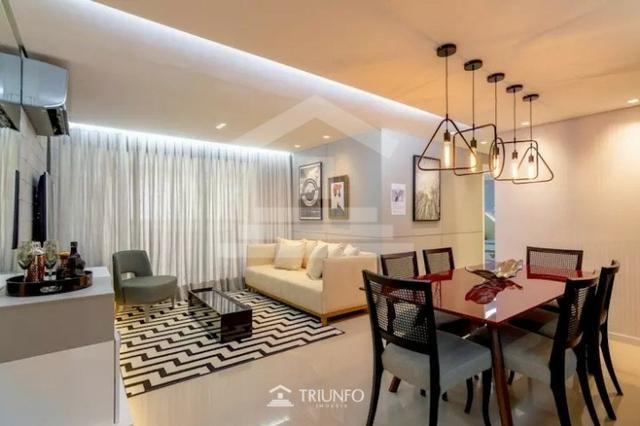 (HN) TR 12109 - Apartamento novo no Cocó com 92m² - 3 suítes - Fino Acabamento - Foto 15