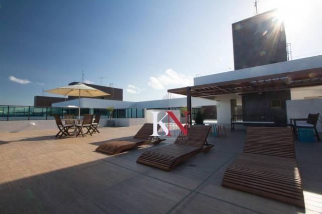 Apartamento com 3 qts, 2 stes à venda, 113 m² por r$ 753.301 - intermares - cabedelo/pb - Foto 4