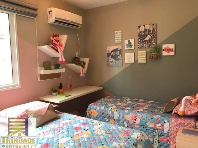 T= Apartamento No Calhau_87m_3 Quartos+ 2 Vagas - Foto 2
