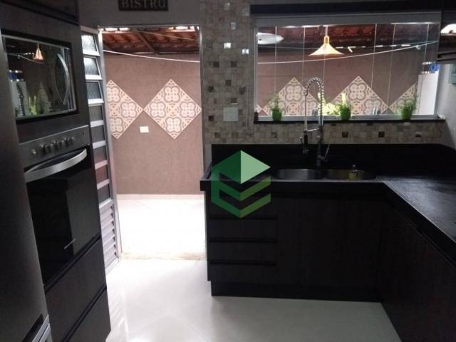 Casa com 2 dormitórios à venda, 113 m² por R$ 520.000 - Jardim São Paulo - São Bernardo do - Foto 9