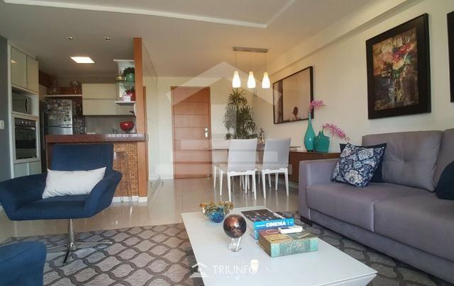 (HN) Oferta Única ! Apartamento com 83m² - Projetado - Sala Ampliada - Lazer completo - Foto 2