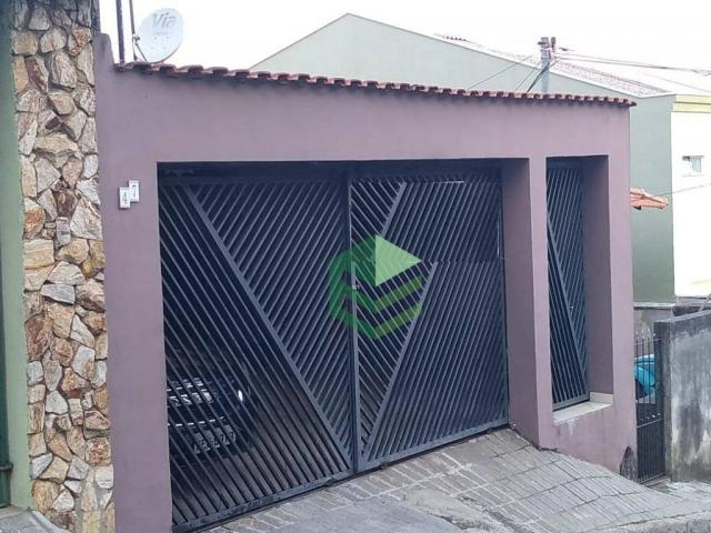 Casa com 2 dormitórios à venda, 113 m² por R$ 520.000 - Jardim São Paulo - São Bernardo do