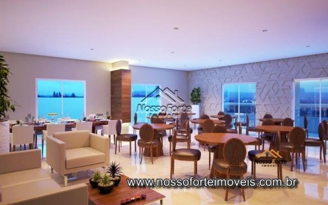 Lançamento Apartamento Alto Padrão no Canto do Forte em Praia Grande - Foto 10