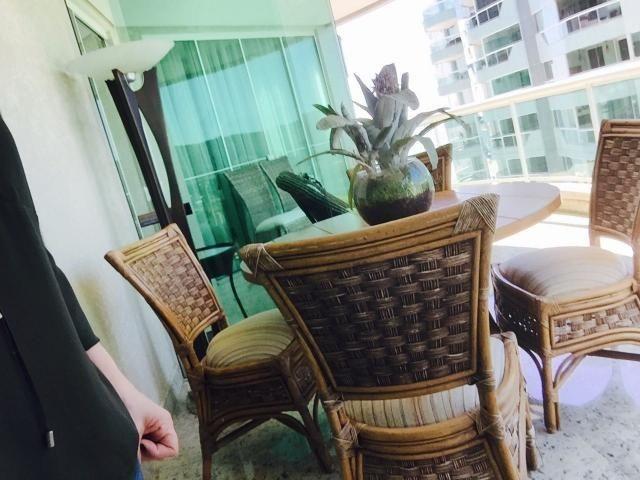 Apartamento 04 Suites _Piscinas _ Condomínio Fechado- Meia Praia - Foto 6