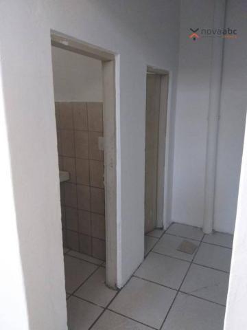 Salão com energia trifásica para alugar, 350 m² por R$ 5.000/mês - Jardim Ana Maria - Sant - Foto 5