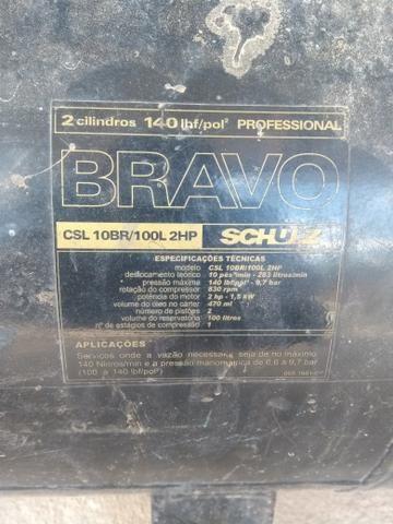 Compressor semi novo - Foto 2