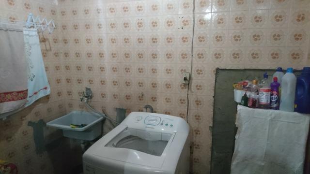 Casa mobiliada + quintal + garagem e ar cond. 12000btus SÓ 1500,00 - Foto 9