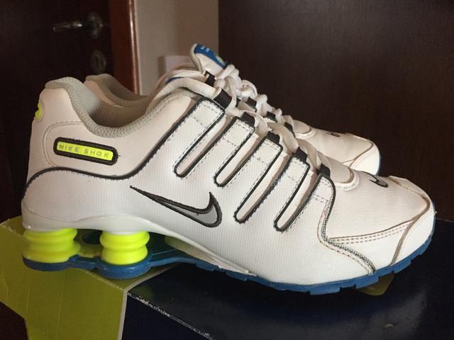 Tênis Nike shox tamanho 35 novo!