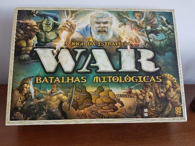 War Batalhas Mitológicas jogo de tabuleiro - Foto 2