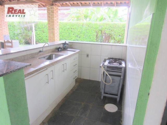 Chácara residencial à venda, chácaras moema, araçatuba. - Foto 8