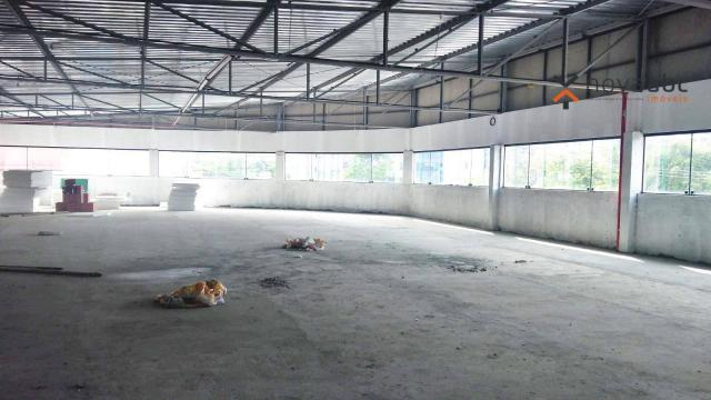 Salão para alugar, 325 m² por R$ 10.000/mês - Vila Alpina - Santo André/SP - Foto 2