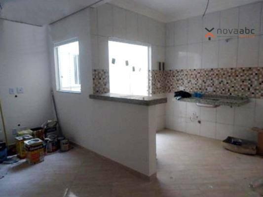 Cobertura com 2 dormitórios para alugar, 48 m² por R$ 1.400/mês - Parque Novo Oratório - S - Foto 5