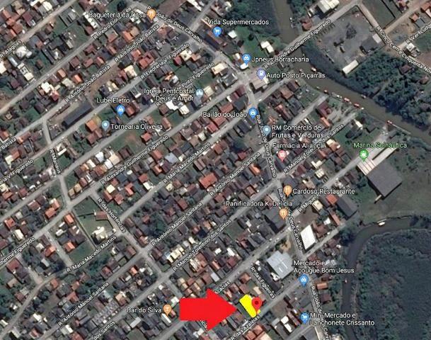 Casas c/ 2 quartos, terreno 360 m², rua asfaltada!! - Foto 2
