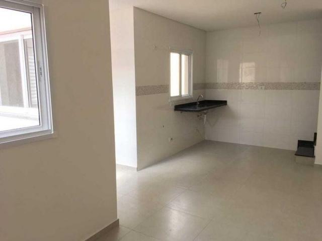 Apartamento à venda com 3 dormitórios em Parque das nações, Santo andré cod:63265 - Foto 3