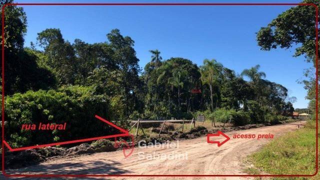 Terreno à venda, 325 m² por r$ 60.000,00 - praia dos veleiros - itapoá/sc - Foto 2