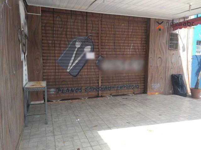 Loja para alugar, 75 m² por R$ 1.800,00/mês - Vila Bartira - Santo André/SP - Foto 3