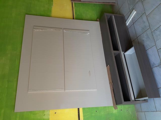 Painel laqueado c/ Home. R$-1.200( 100%Mdf) - Foto 2