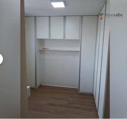 Apartamento com 2 dormitórios para alugar, 50 m² por R$ 1.000/mês - Utinga - Santo André/S - Foto 7