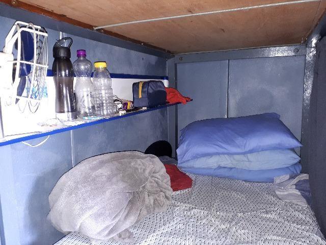 Tenho Uma Vaga Planejada P/Residência/Estudo/Trabalho P/Elas 250m Metrô Tijuca Saens Pena - Foto 6