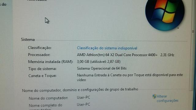 Torro CPU Athlon X2 - Foto 3