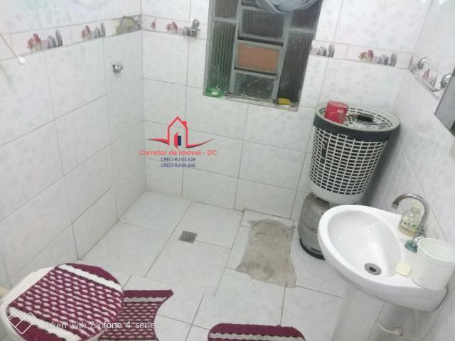 Casa de vila à venda com 1 dormitórios em Centro, Duque de caxias cod:011 - Foto 12