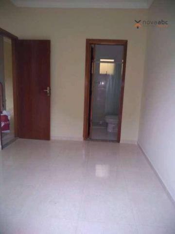 Apartamento com 2 dormitórios para alugar, 50 m² por R$ 1.300/mês - Parque Novo Oratório - - Foto 4