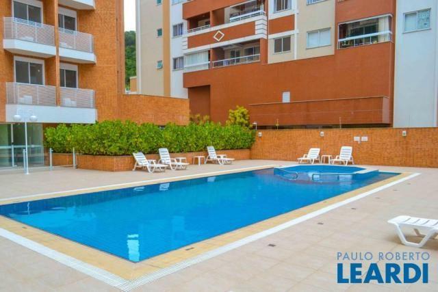 Apartamento à venda com 3 dormitórios em Córrego grande, Florianópolis cod:590092 - Foto 3